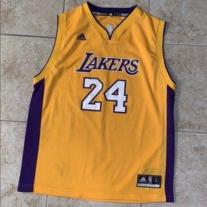 Adidas Los Angeles Lakers Kobe Bryant Jersey
